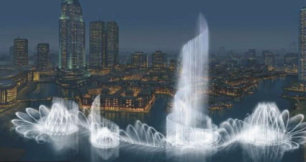 康普艾磁悬浮离心压缩机成就世界最高喷泉表演 - 业界 - 《压缩机》杂志