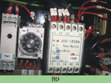 75kw空压机电路接线图