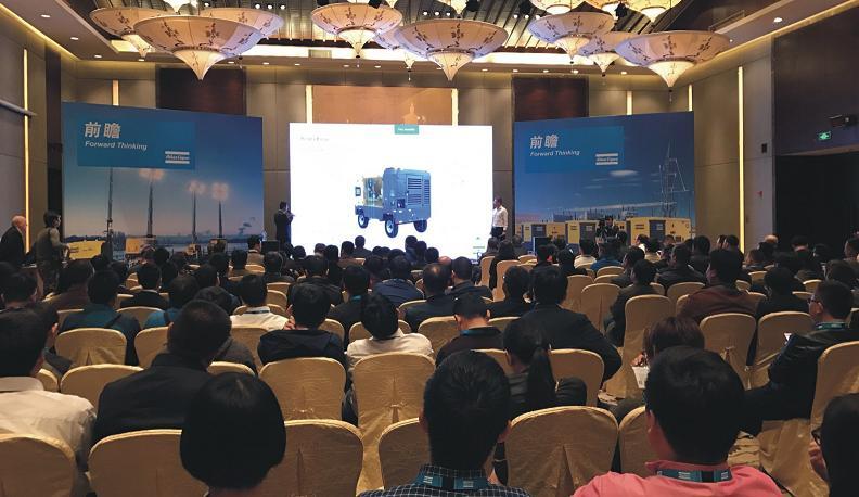 阿特拉斯·科普柯 移动动力产品的中国C计划