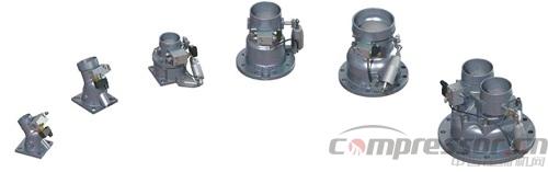 VMC螺杆压缩机阀门工作原理