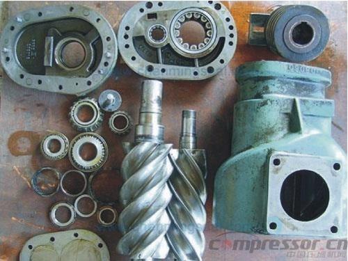 螺杆空压机油分跑油原因分析及解决措施