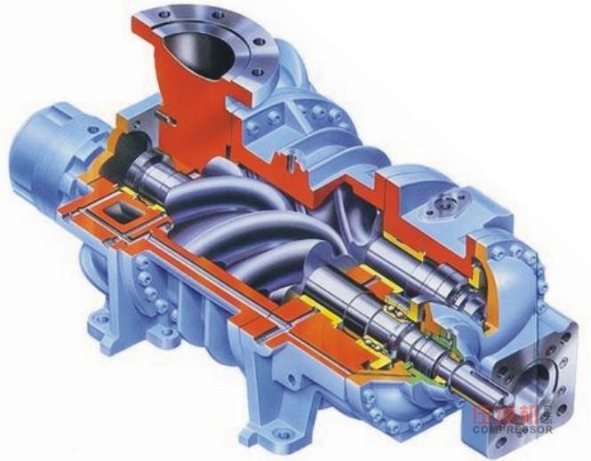 喷油螺杆空压机油分跑油故障分析及解决