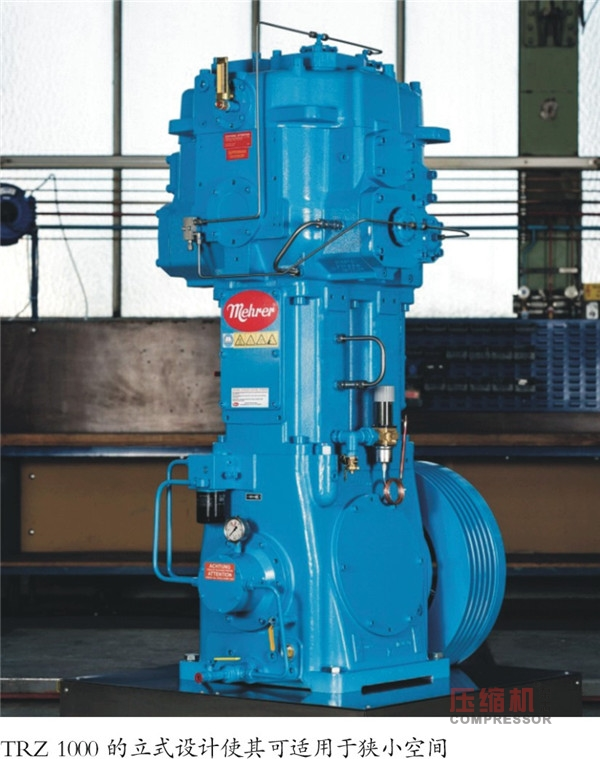 德国米勒新型立式压缩机