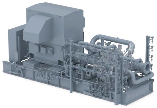 Atlas Copco releases new BOG compressor