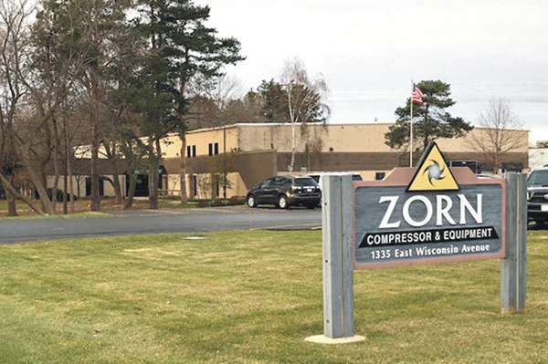 Zorn Compressor & Equipment announces addition of new facility