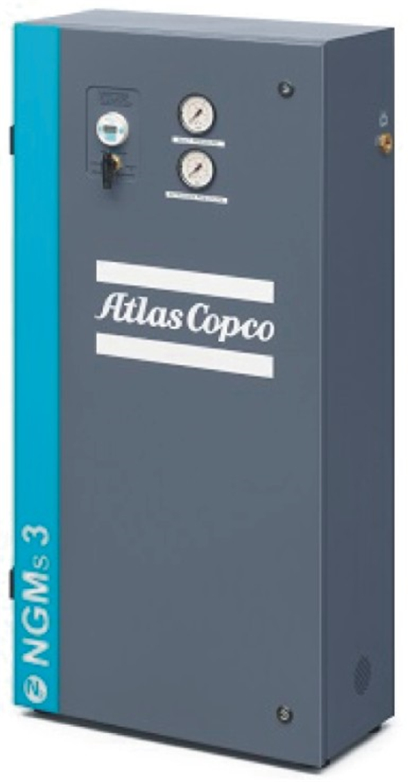 Atlas Copco to unveil the latest compact and efficient breathing air purifiers, air compressors and nitrogen generators at CV Show 2020