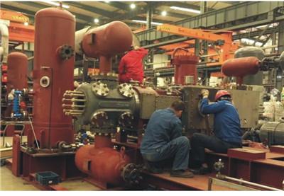 突破压缩机产业短板  储气库建设迎来黄金期