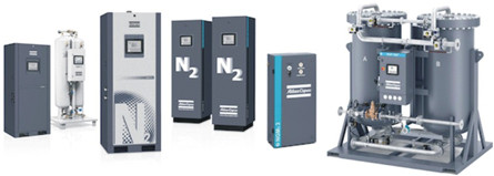 New Atlas Copco Air-Nitrogen packages simplify ordering