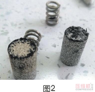 管道过滤器堵塞对压缩机运行的影响