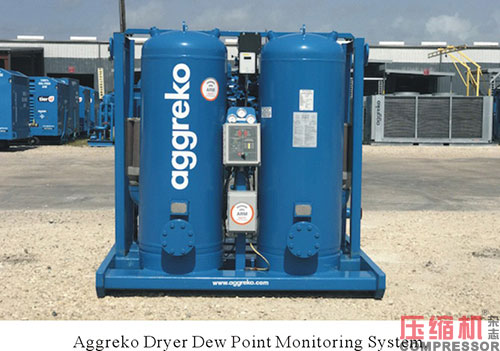 Aggreko launches remote dryer dew point monitoring system