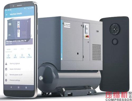 Atlas Copco launches remote compressor monitoring system