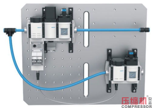 Festo adds to its compressed air energy saving platform