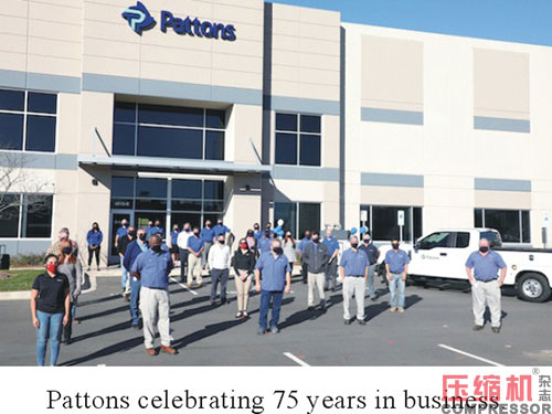 Pattons celebrates 75 years in business