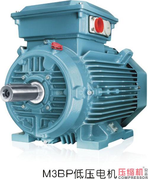 ABB电机:用数字智能驱动压缩机
