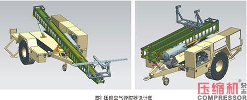 压缩空气创新应用助力无人机弹射起飞