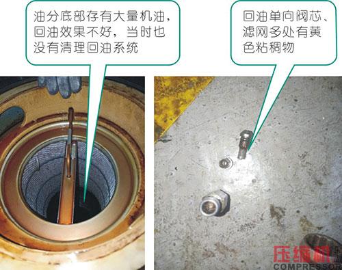 油分安装使用小知识与案例分享