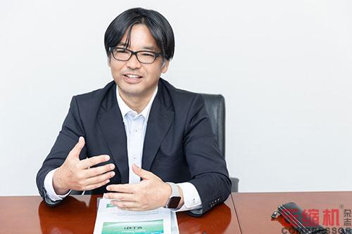 以变革之力,擘画寿力新未来 ——专访寿力亚洲总经理 川端夏树