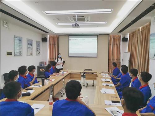 艾高压缩机工程学院正式成立暨首期培训开班