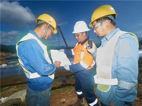 开山表彰SMGP地热电站EPC项目建设团队